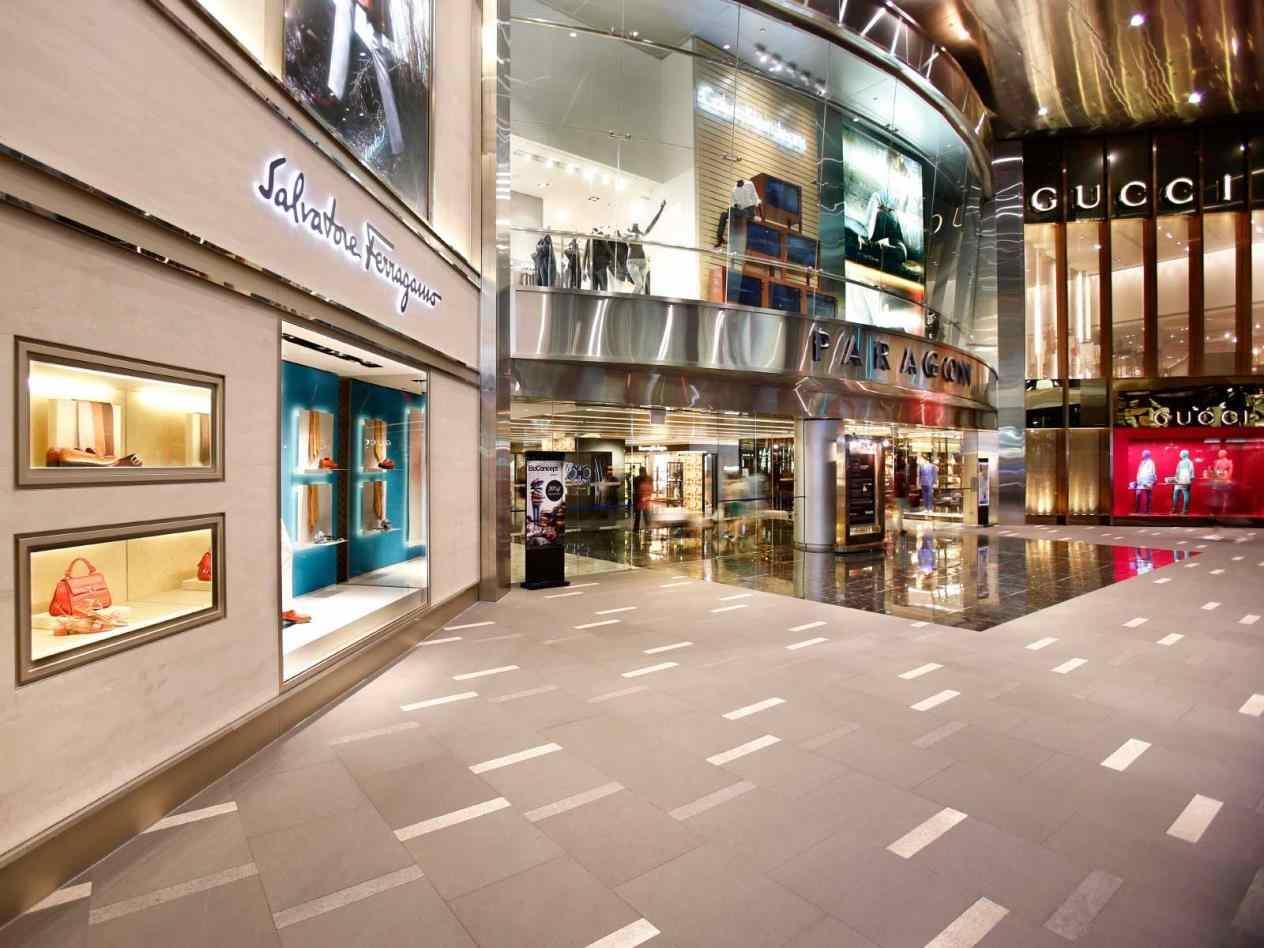 Cửa hàng, trung tâm thương mại