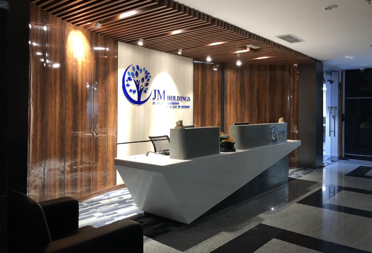 JM Holdings Office