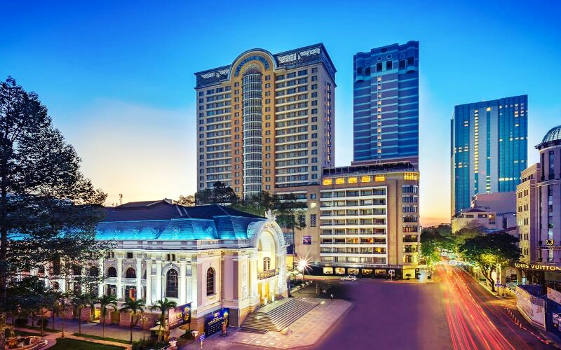Caravelle Hotel Sai Gon